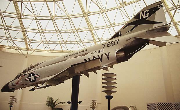 F4 Phantom, Аэрокосмический музей