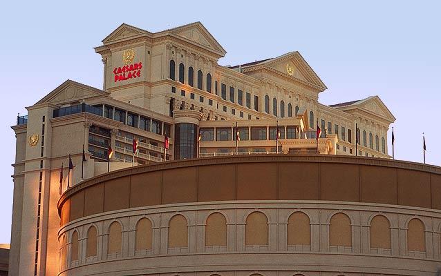 Казино Дворец Цезаря (Cesar Palace)