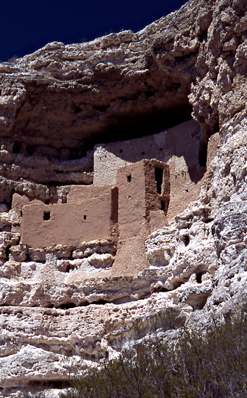 Замок Монтесумы