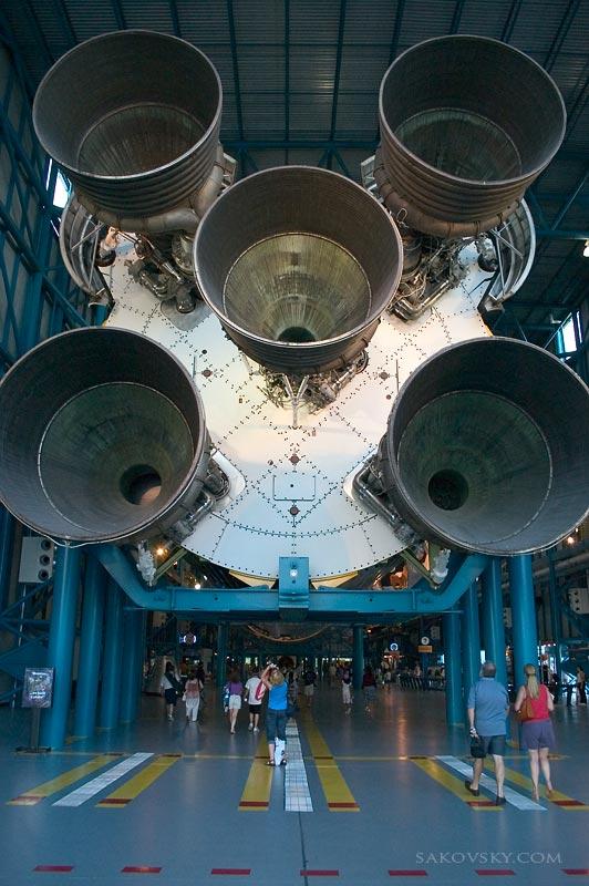 Ракета Сатурн-5