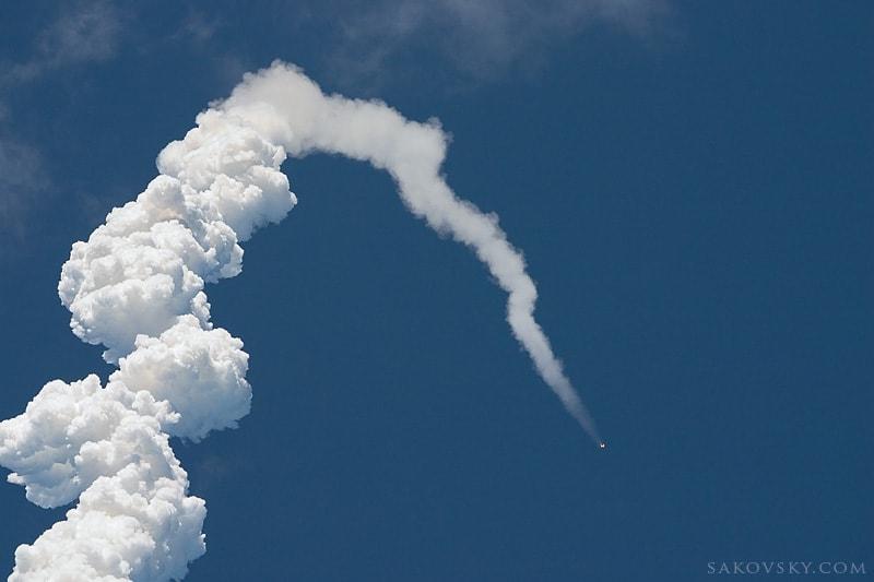 Искорка в небе, Мыс Канаверал | Cape Canaveral