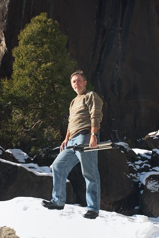 Бравый альпинист