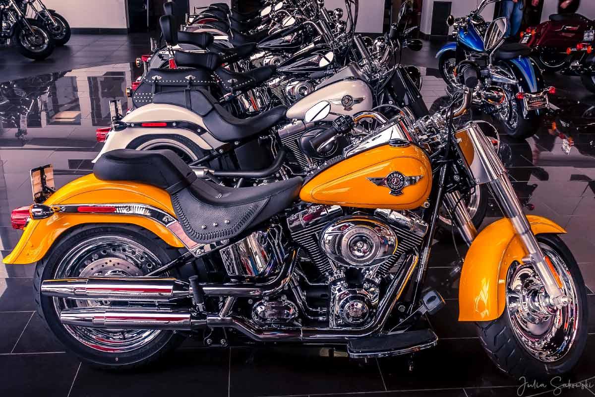 Fat Boy - знаменитый голливудский мотоцикл