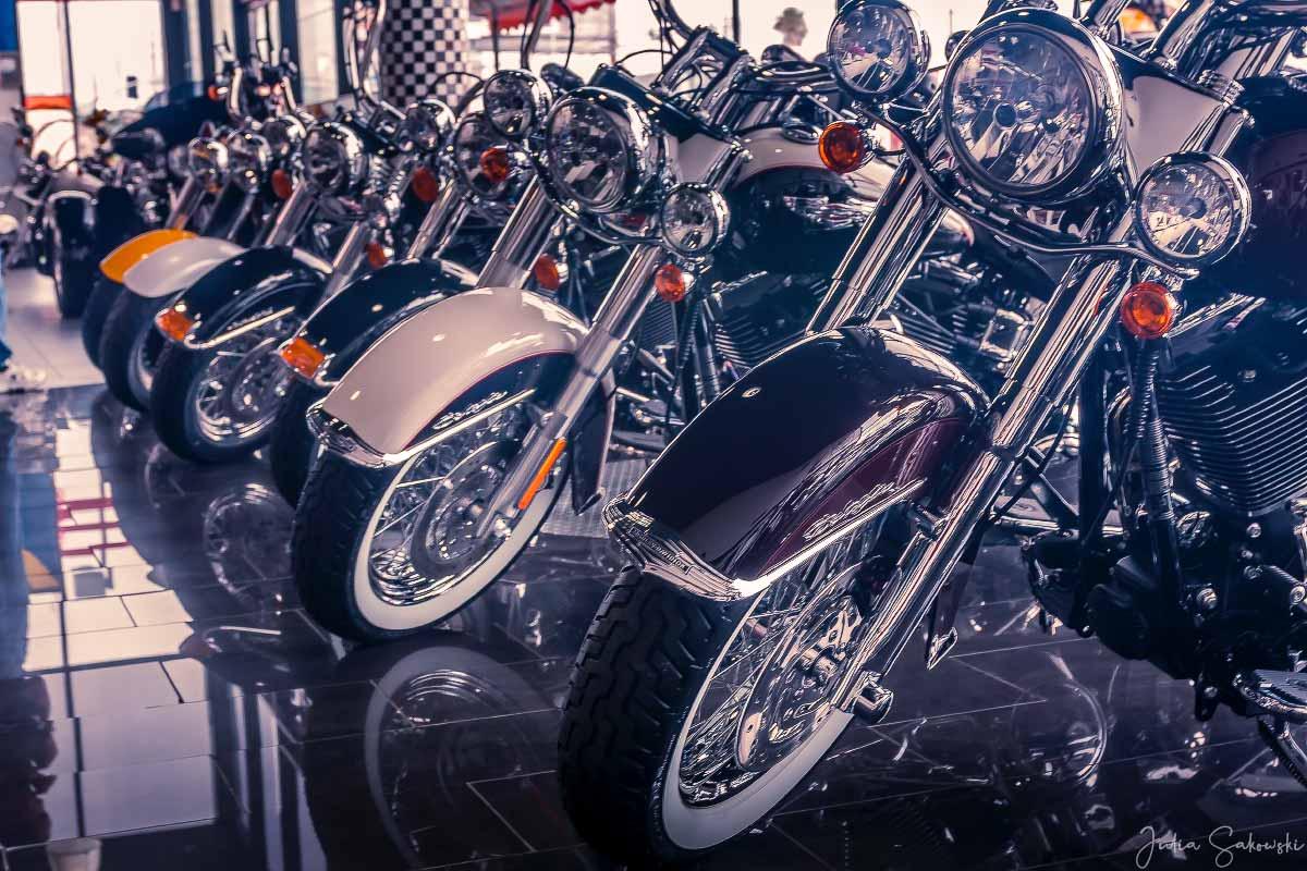Bartels Harley Davidson, Марина-Дель-Рей, Калифорния, США