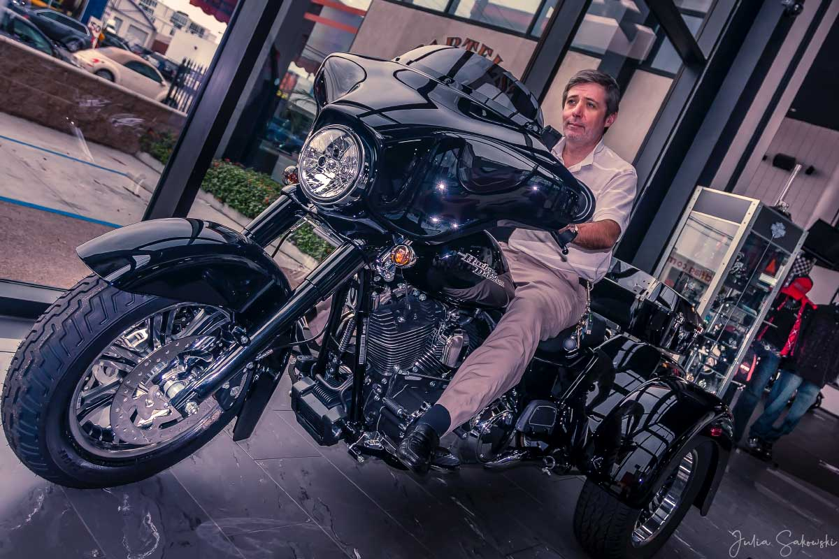 Street Glide Trike Harley-Davidson