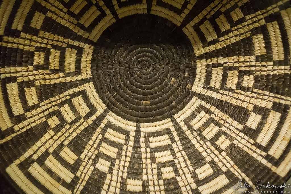 Корзина индейцев Явапаи | Yavapai basket