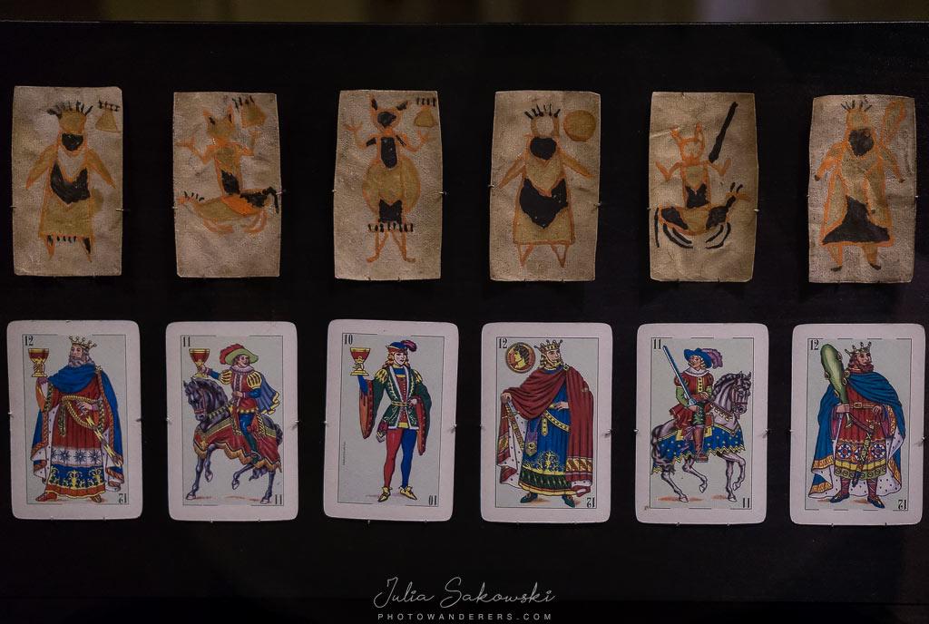 Апачи, игральные карты | Apache, playing cards, 1885