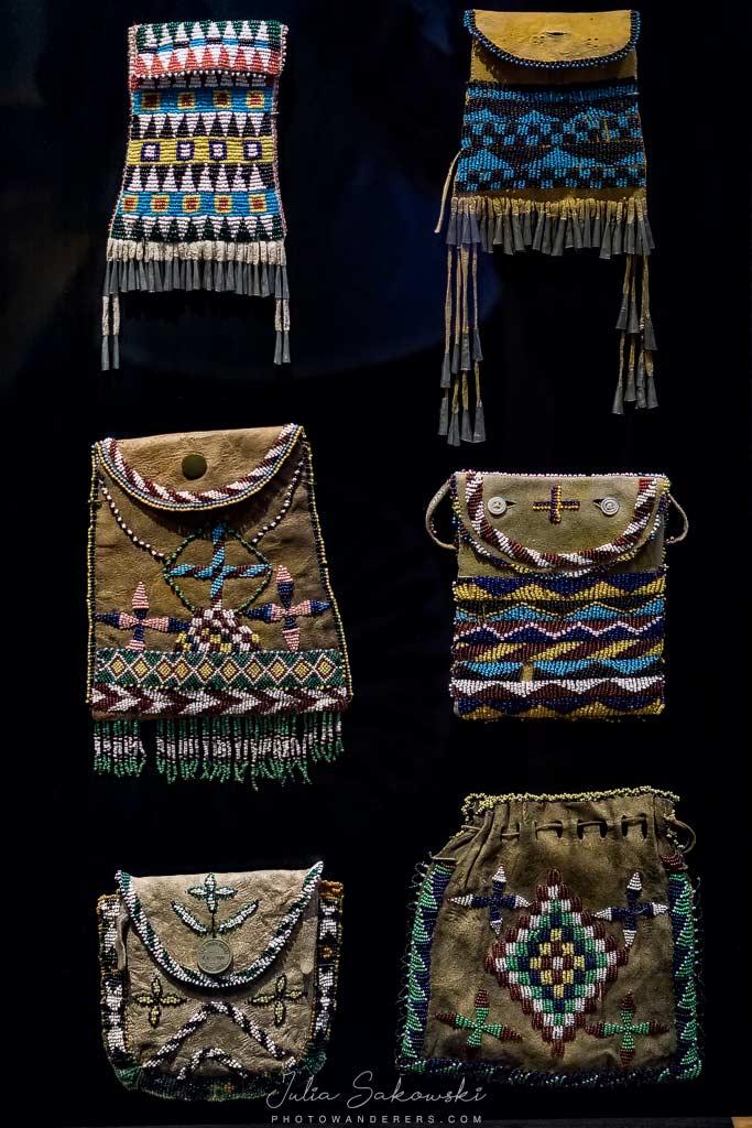 Кисеты индейцев-апачи, Apache pouch, 1900 - 1930