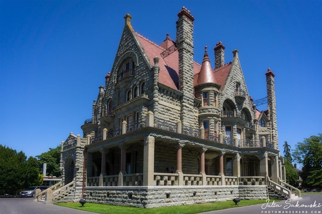 Замок Крейгдаррох