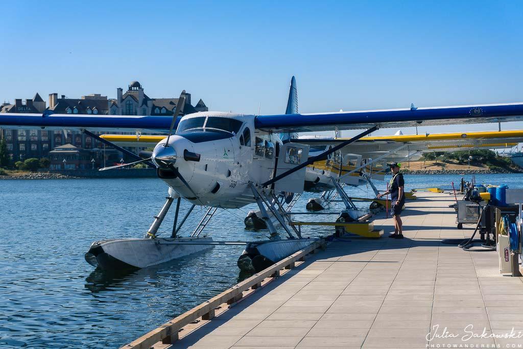 Водный аэропорт Виктории