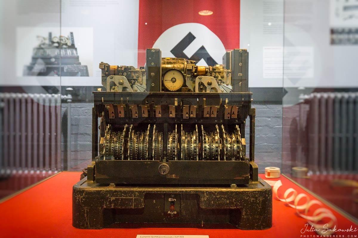 Шифровальная машина «Энигма» | The German Enigma