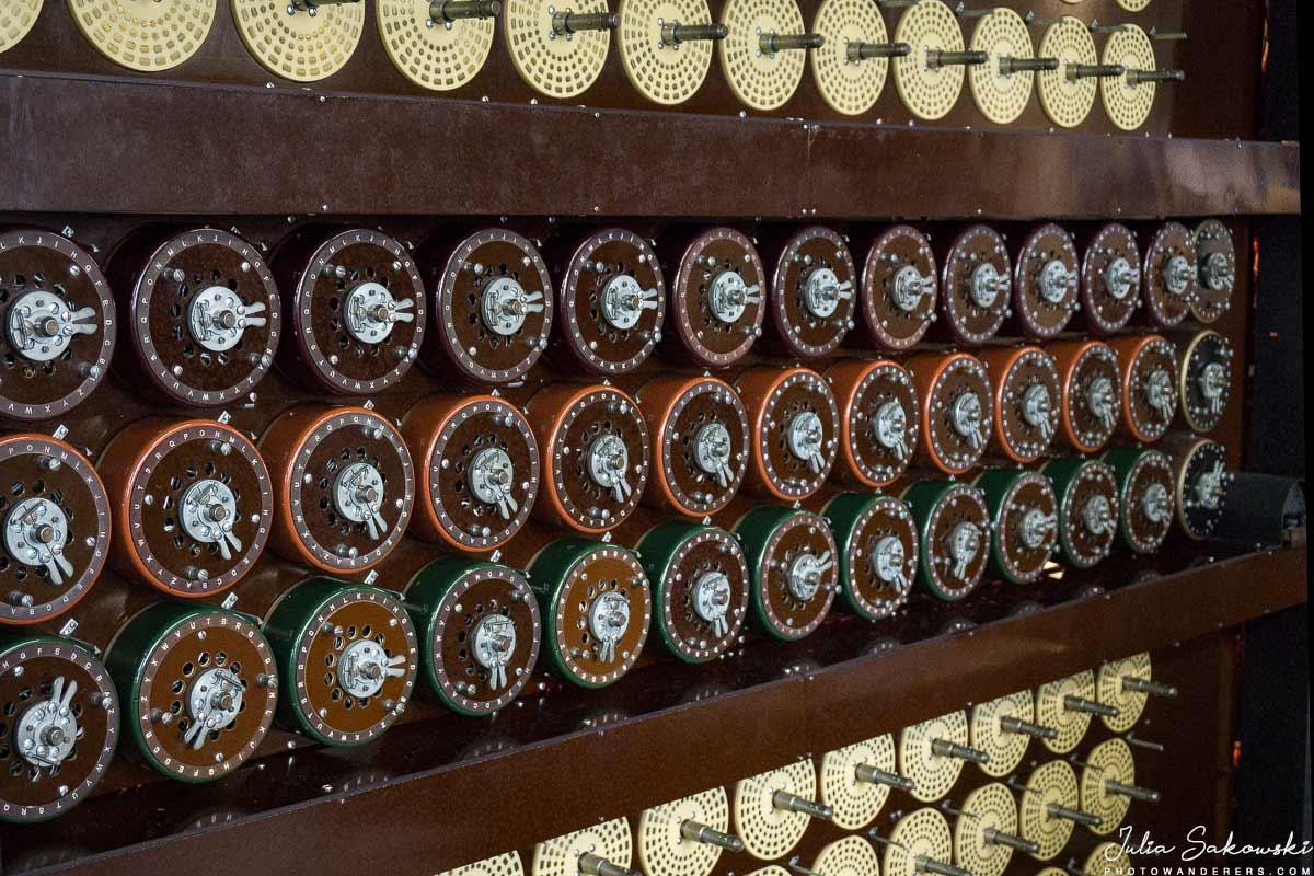 Bombe máquina descriptografia |  Bombe dispositivo electromecânico
