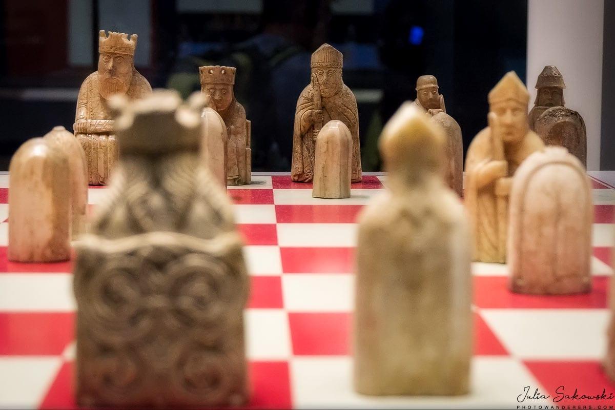 Medieval Lewis peças de xadrez |  O Lewis peças de xadrez
