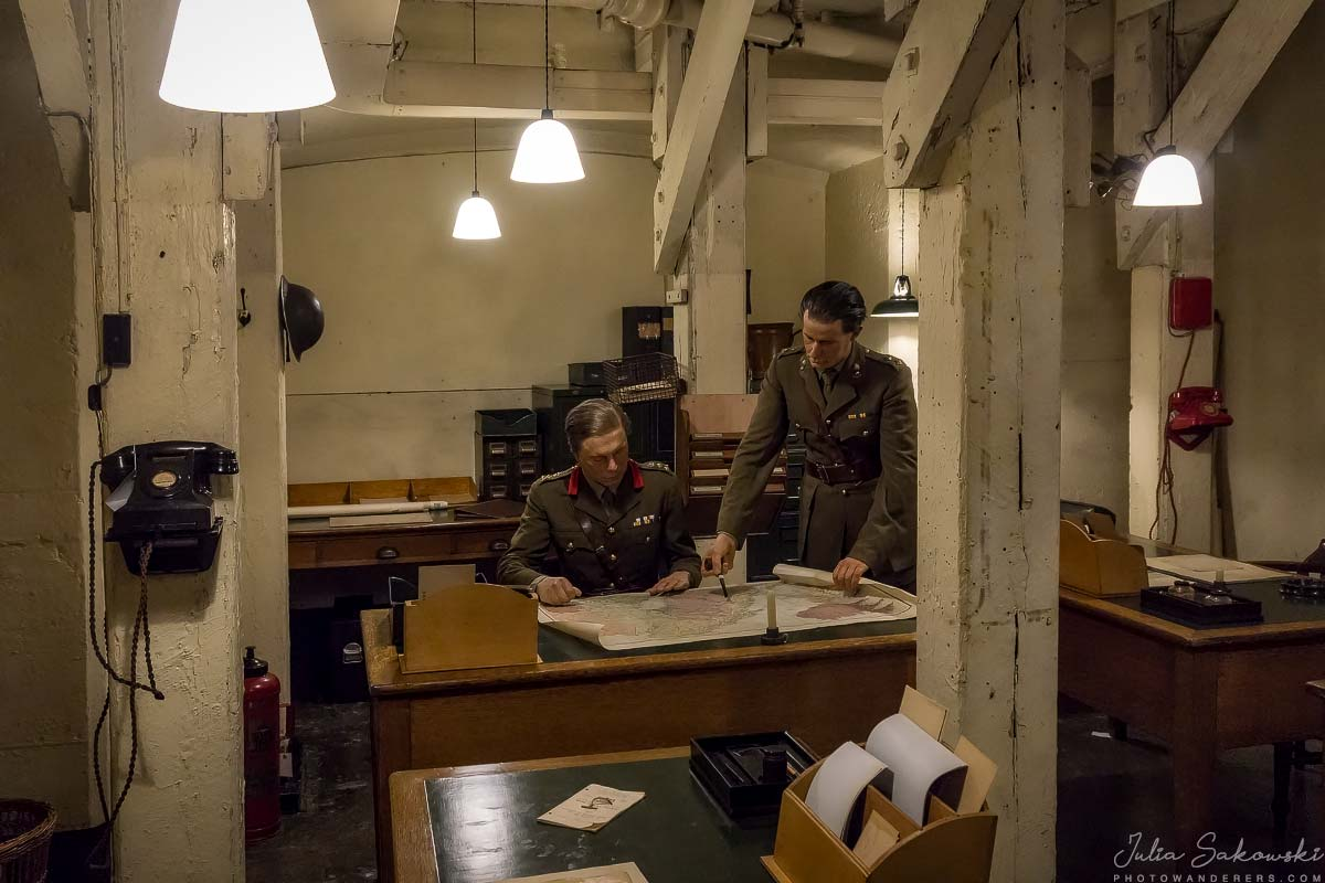 Музей-бункер Черчилля, Лондон | Churchill War Rooms