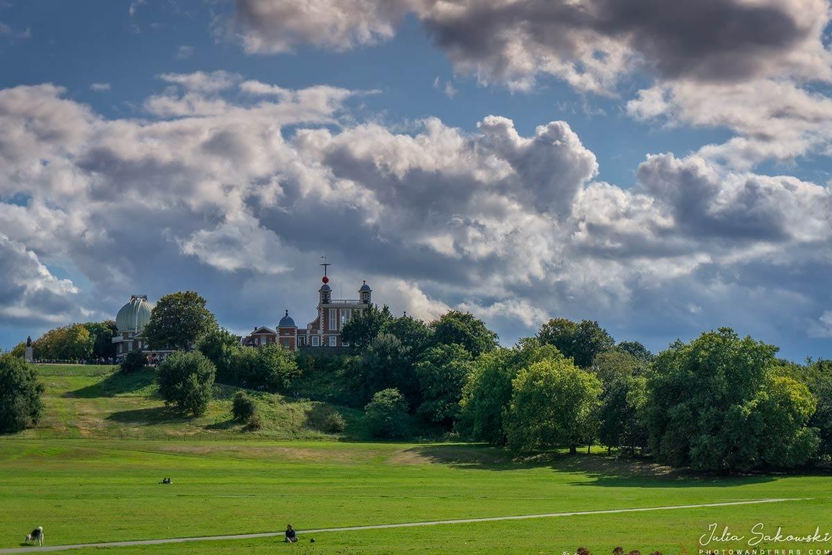 Royal Observatory, Greenwich |  O Observatório Real de Greenwich
