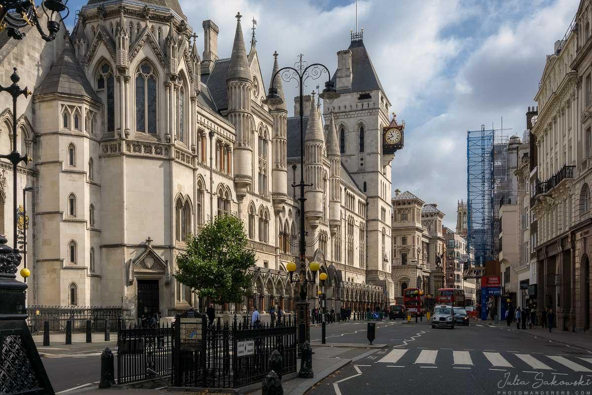 Королевский суд | Royal Court of Justice