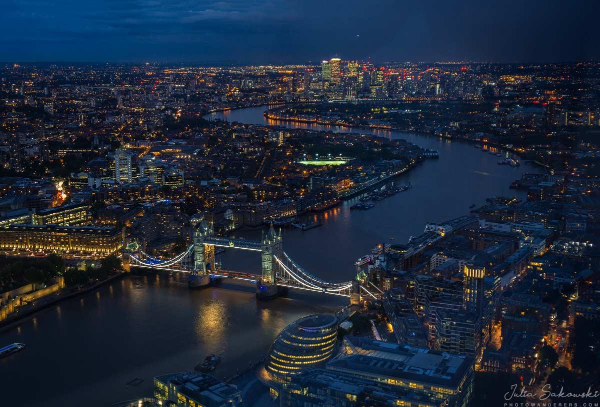 Crepúsculo de Londres |  Twillight em Londres