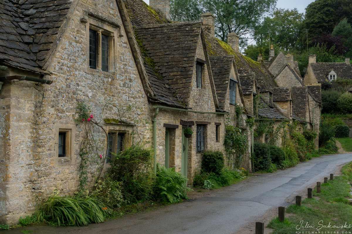 Самая красивая английская деревенька, Бибери | The most beautiful village in England, Bibury