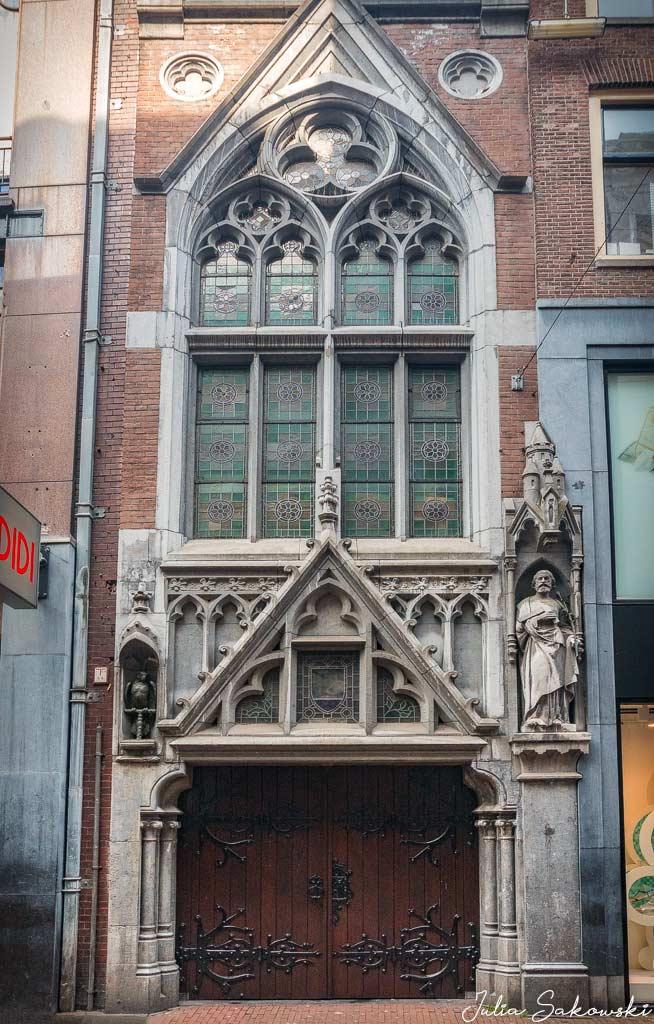 Скрытая церковь Де Папегай (De Papegaai Hidden Church)
