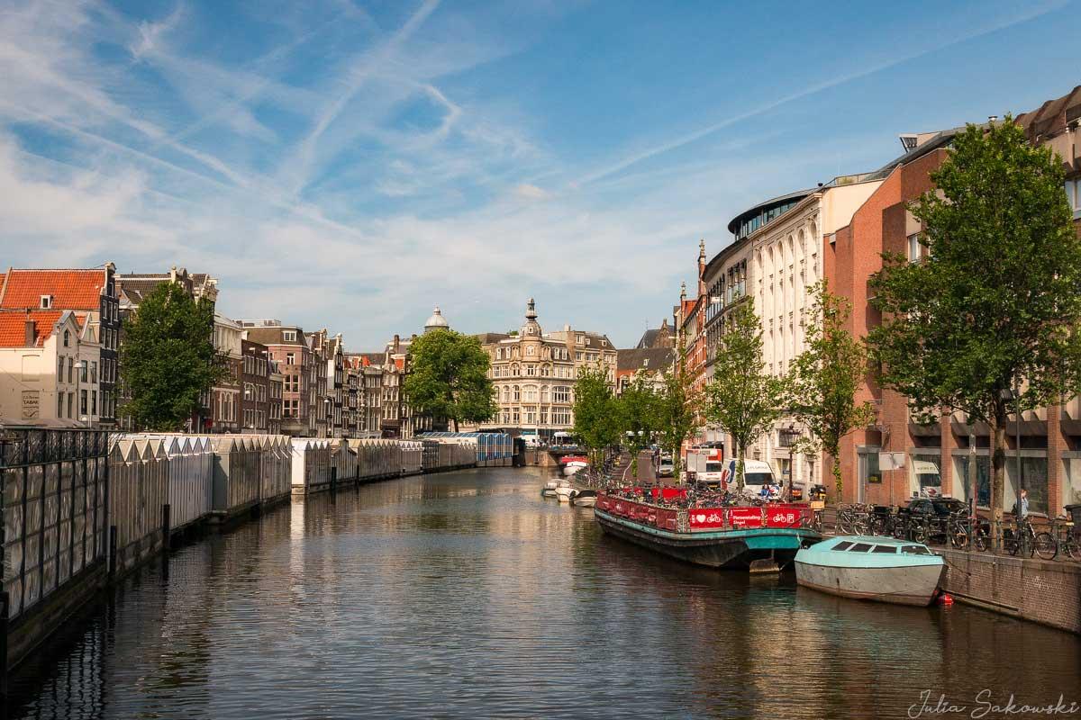 Плавучий Цветочный Рынок, Амстердам