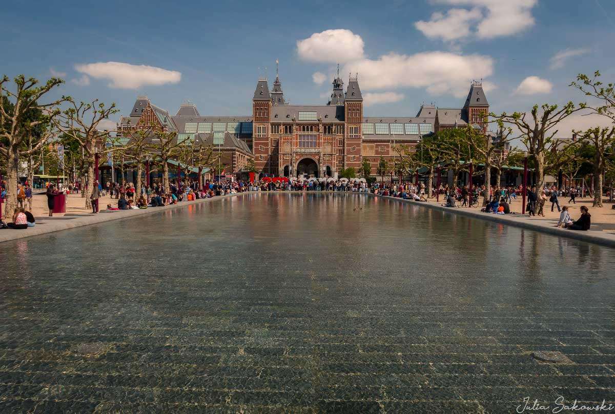 Готический Государственный Музей (Rijksmuseum), Амстердам