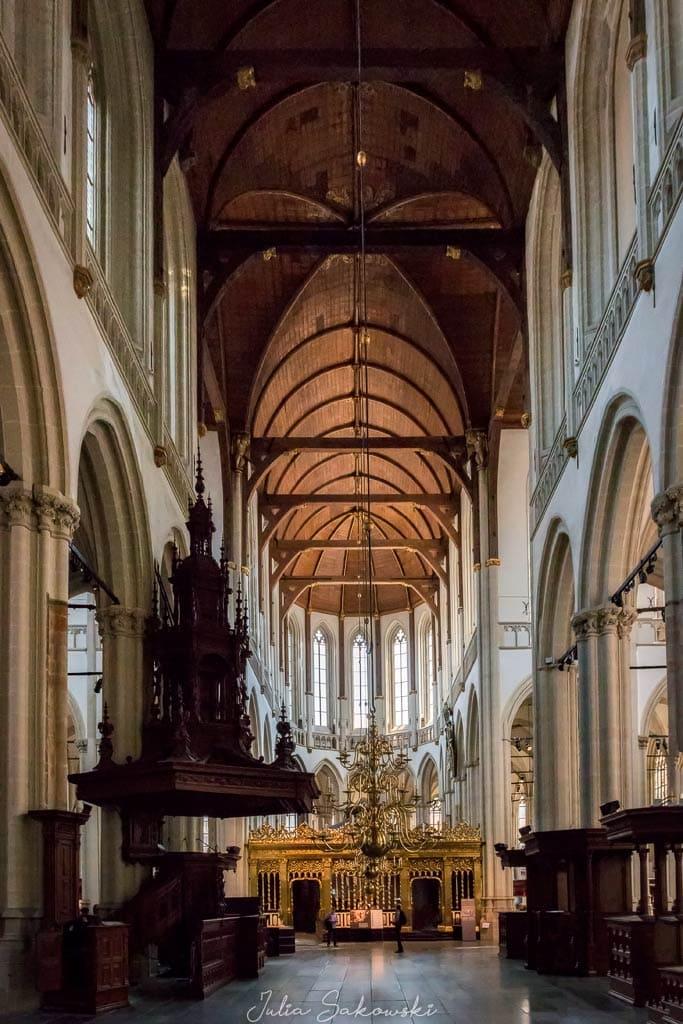 Центральный неф, Новая Церковь