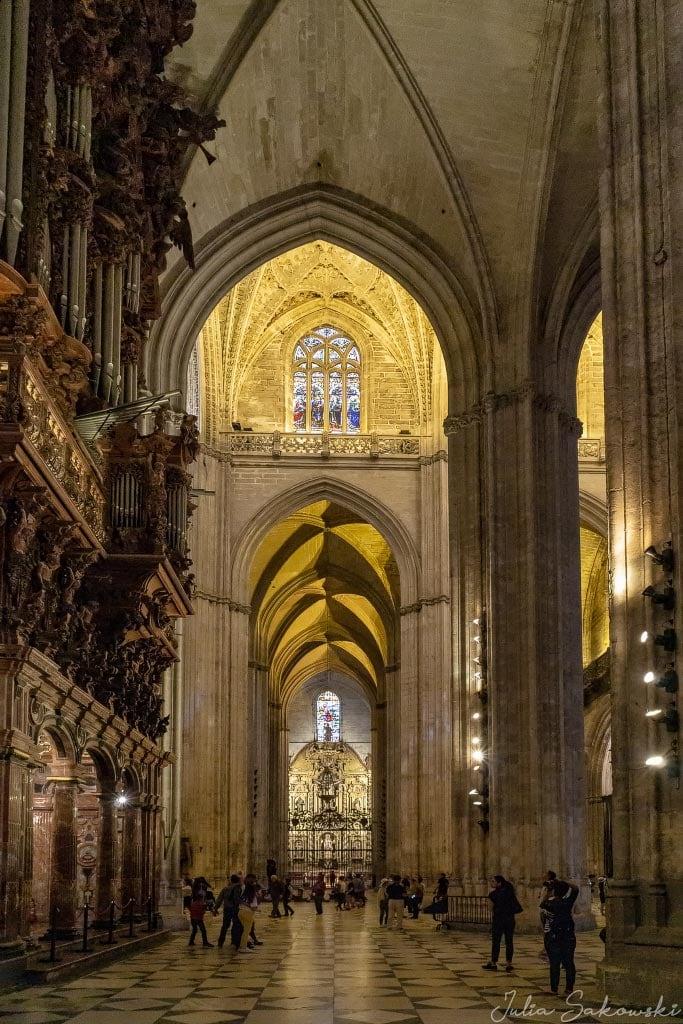 Кафедральный Собор, Севилья | Seville Cathedral