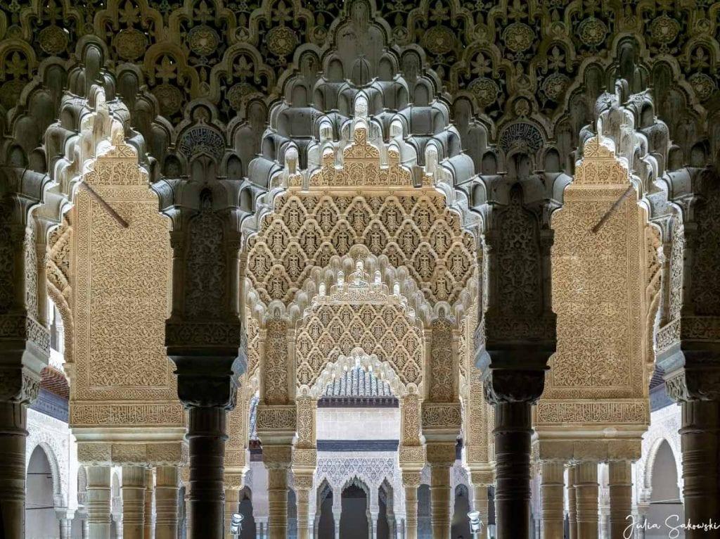 Арабская ночь, Альгамбра, Гранада