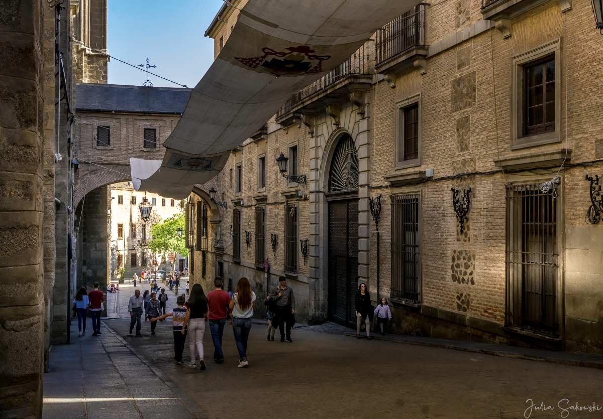 Улочки в Толедо, Испания | Мадрид и окрестности