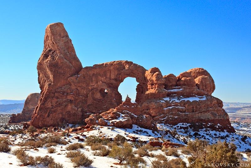 Башенная Арка | Turret Arch