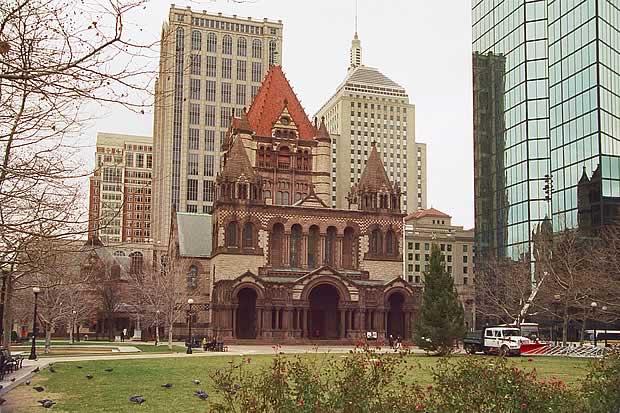 Бостон, Массачусетс (Boston, Massachusetts)