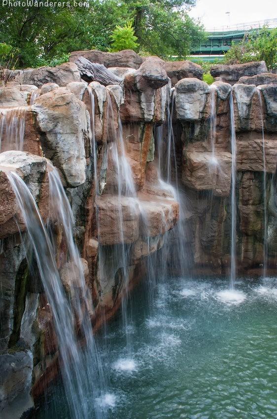 Водопады Страны Драконов