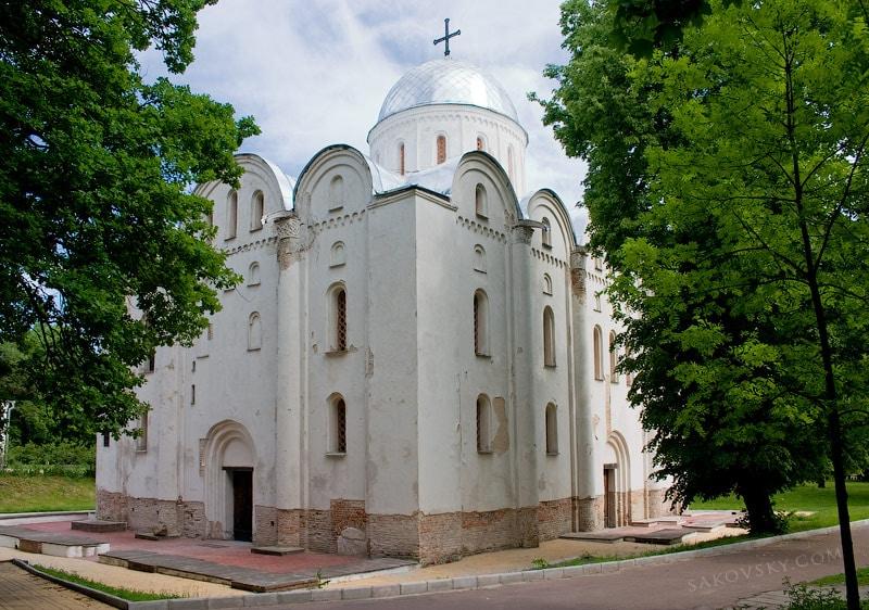 Чернигов Стародавний. Украина