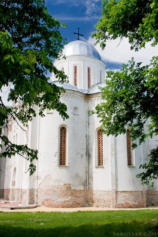 Борисоглебовский собор (Чернигов)