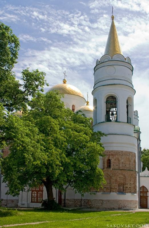 Колокольня Спасского собора