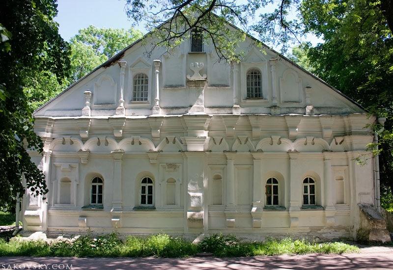 Дом полковника Якова Лизогуба (1690)
