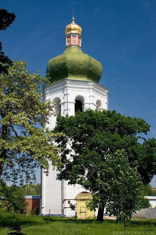 Колокольня Елецкого свято-успенского женского монастыря
