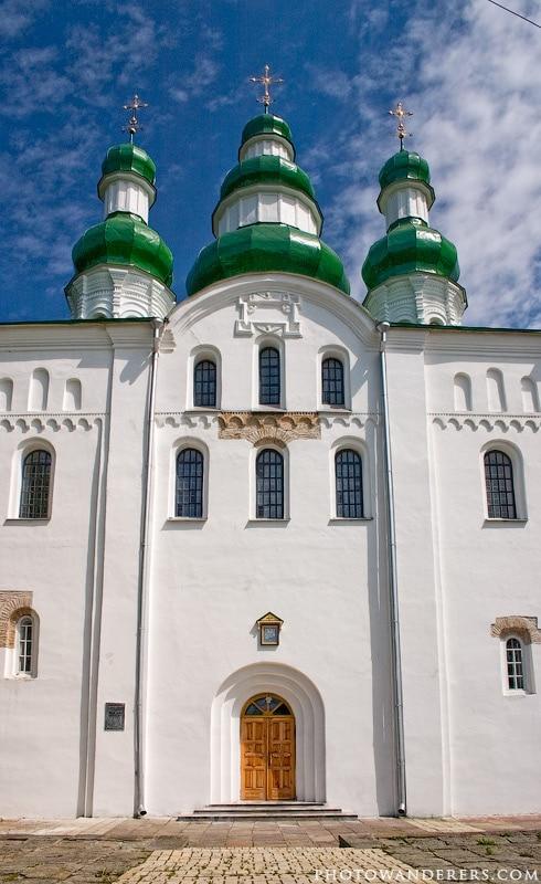 Успенский собор. Чернигов