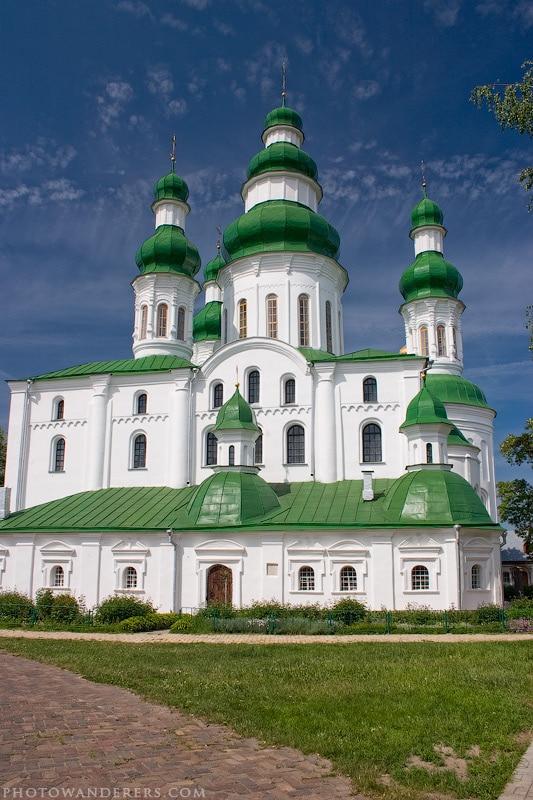 Успенский собор. Елецкий монастырь