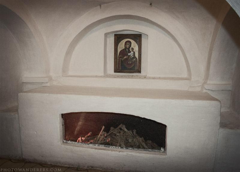 Часовня. Церковь Феодосия Тотемского
