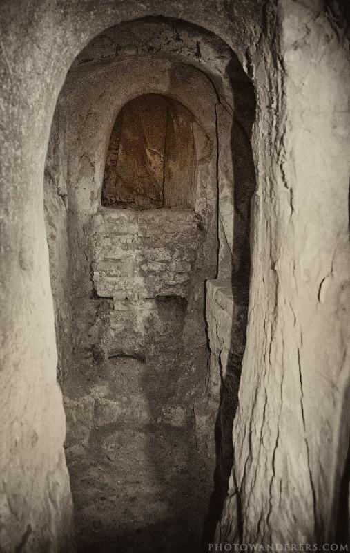 Антониевые пещеры. Чернигов