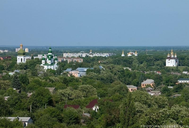 Черниговские соборы