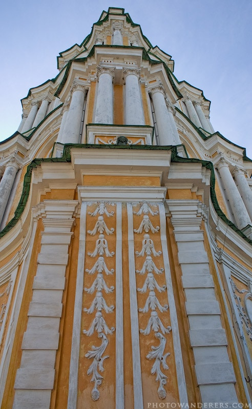 Колокольня. Троицкий монастырь. Чернигов