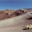 Склоны Кратера Убехебе (Ubehebe Crater)