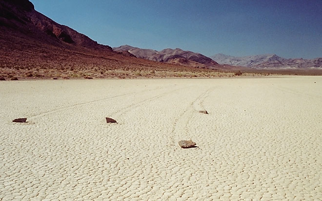 Долина Смерти, Калифорния | Death Valley, CA