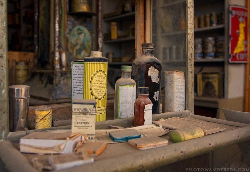 Лекарства в магазине Буна (Boone Store)