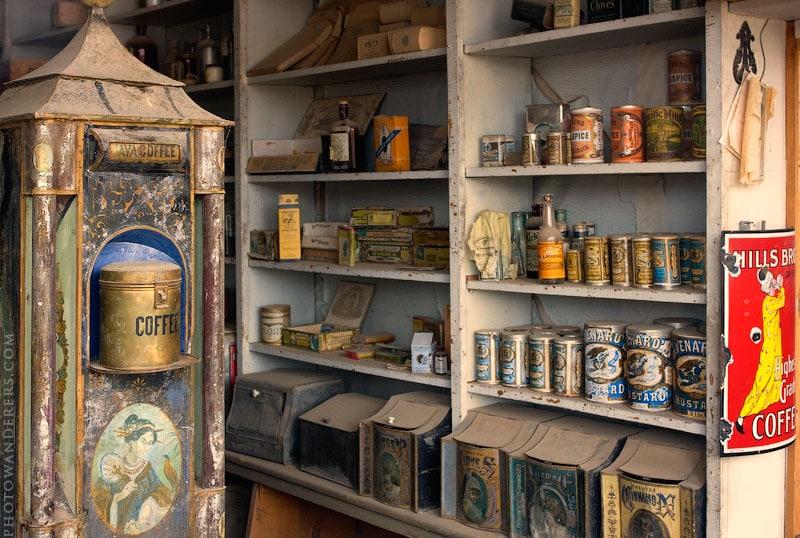 Товары в магазине Буна (Boone Store)