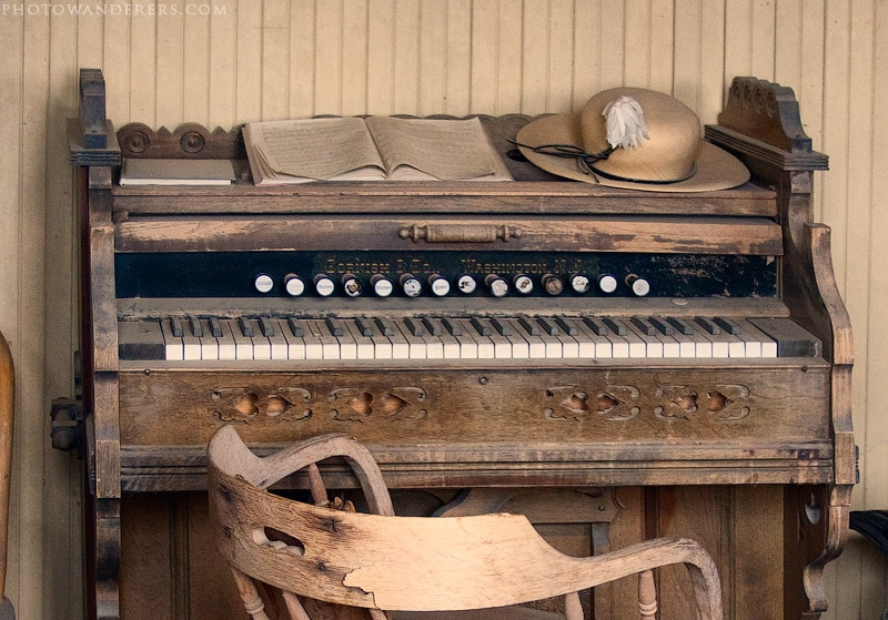 Безмолвная музыка, город-призрак Боди (Bodie Ghost Town)