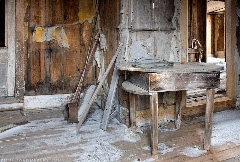 Остатки былой роскоши, город-призрак Боди (Bodie Ghost Town)
