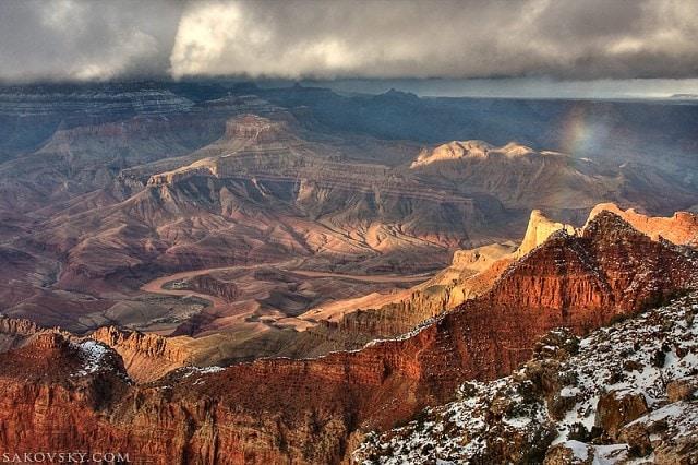 Волшебная страна, Гранд Каньон, Аризона